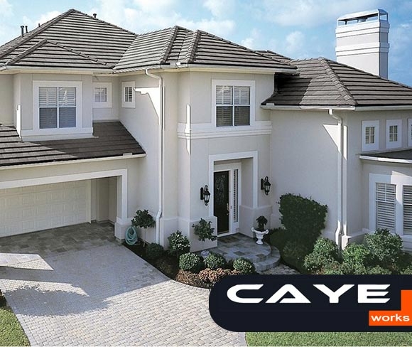 Best roofing company caye works corp