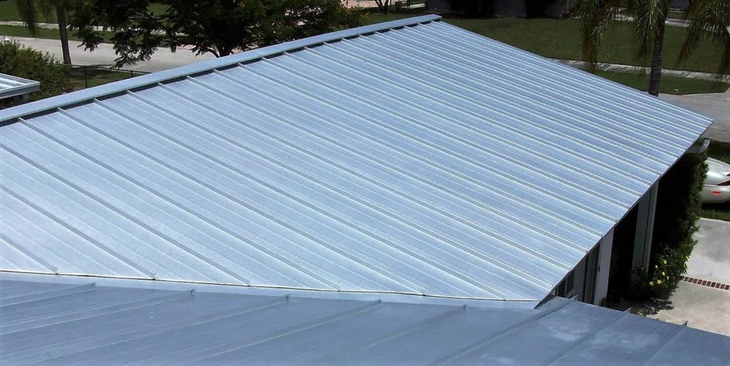 Metal Roofing Caye Works Roofing