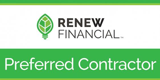 Renew Financial Preferred Contractor
