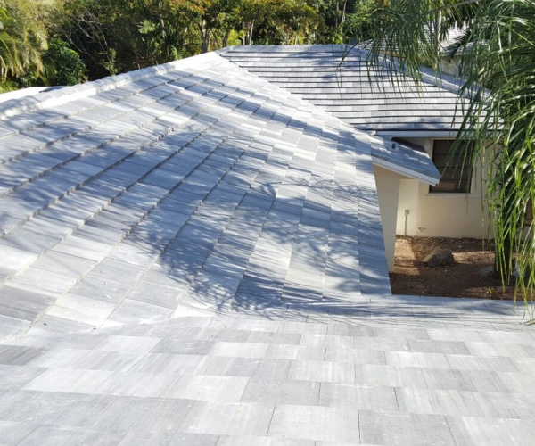 Boral Slate Concrete tile
